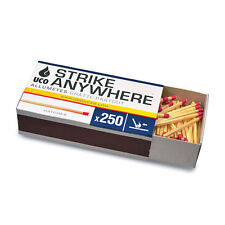UCO Compact Strike Anywhere Stormproof Matches 250pcs MT-SA-LARGE
