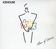 ICEHOUSE MAN OF COLOURS 7 EXTRA TRACKS REMASTERED CD & DVD ALL REGIONS PAL NEW