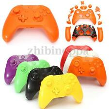 Wireless Controller Full Shell Case Housing & All Buttons for Xbox One Colored