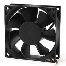 Sunny 80mm DC 12V 2pin PC Computer Desktop Case CPU Cooler Cooling Fan