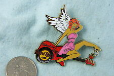 HARD ROCK PIN INDIANAPOLIS VALENTINES DAY SEXY GIRL 2014 LE