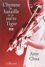 Hymne de Bataille d'une Mere Tigre (T.P.) (French) Paperback