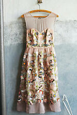 NIB Anthropologie Novelette Dress by Moulinette Soeurs Size 6