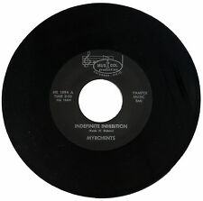 "MYRCHENTS  ""INDEFINITE INHIBITION""  KILLER  60's GARAGE   LISTEN!"