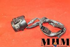 06 TRIUMPH BONNEVILLE T100 BLACK LEFT HANDLEBAR BAR SWITCH HI/LO HORN TURN NICE