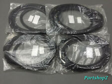 Honda ACCORD 94 95 96 97 SEDAN 4 Door weatherstrip seal Complate set 4 pcs