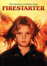Stephen King's Firestarter  DVD - Drew Barrymore, David Keith Brand New Sealed