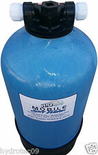 """RV-Portable up flow / Down flow 9""""X18"""" Water Filter-Activated Carbon / Charcoal"""