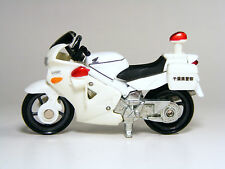 TOMICA 1:32 Honda VFR Police Bike of Chiba japan Diecast Models car Motorcycle