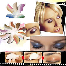 6Pair Random Mix Instant Eyeshadow Temporary Makeup Sheets Magic Sticker