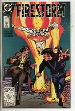 DC Comics Firestorm #84 April 1989 VF