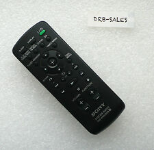 Genuine SONY CMT-BX20i CMT-BX50BTi Remote Control RM-AMU009 - Fast Dispatch