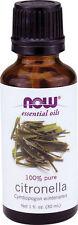 Now Foods Essential Oils, Citronella, 1 fl oz (30 ml)