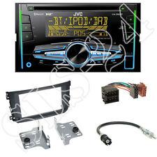 JVC KW-DB92BT 2-DIN USB Bluetooth DAB+ Radio Smart ForTwo BR451 09/2010-12/2014