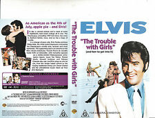 The Trouble With Girls-1969-Elvis Presley-Movie-DVD