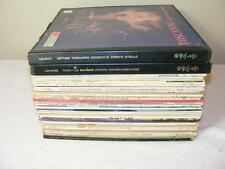 Lot of Classical and Other LP Vinyl Record