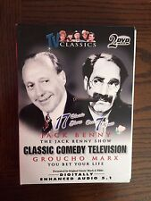 The Jack Benny Show/You Bet Your Life DVD