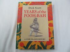 1991 YEARS OF THE POOH-BAH Dick Scott History Cook Islands   B74