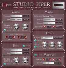 Bagpipes: Electronic Bagpipe - Studio Piper
