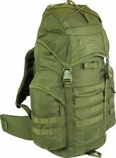 New Olive Green Forces 44 Litre Style Rucksack/Bergen Cadets ARMY RAF Marine