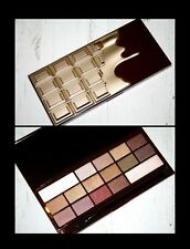 I Heart Makeup by REVOLUTION Golden Bar eye shadow palette CHOCOLATE PALETTE