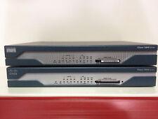Routeur Cisco 1803  1800 series 32 MB flash