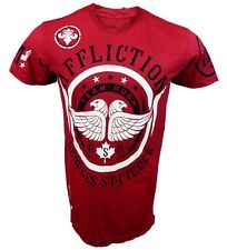 NEW Men's Affliction Georges St. Pierre Concept T-shirt Size: Medium