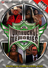 Mat Wars Presents: Turnbuckle Memories, DVD***NEW***
