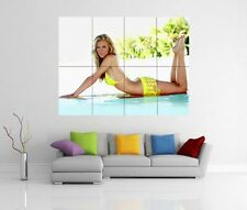BROOKLYN DECKER GIANT WALL ART PICTURE PRINT POSTER G101