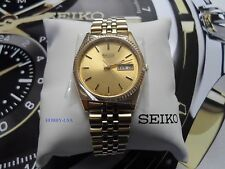 SEIKO  CORE  SGF206 Gold-Tone  Stainless Steel  SEIKO Quartz  SGF206-NEW