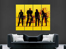 KILL BILL POSTER FILM CLASSIC CINEMA MOVIE UMA THURMAN PRINT IMAGE LARGE GIANT
