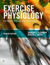 Exercise Physiology : For Health, Fitness, and Performance hardcover