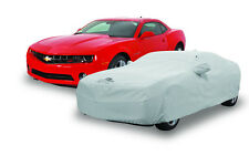 2010-2015 Chevrolet Camaro Coupe Custom Fit Grey Superweave Outdoor Car Cover