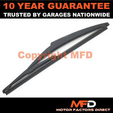 "FIAT PANDA HATCHBACK 2009 ON 11"" 290MM REAR BACK WINDOW WINDSCREEN WIPER BLADE"