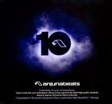Celebrating 10 Years Of Anjunabeats [Digipak] by Various Artists (CD, 2011, 2...