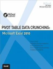 MrExcel Library: Pivot Table Data Crunching : Microsoft Excel 2010 by Michael Al