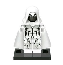 Moon Knight minifigure avengers dc + lego pieces UK PLEASE READ