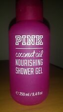 1 Victoria's Secret PINK Coconut Oil Nourishing Shower Gel 8.4 oz