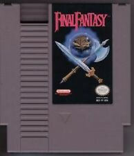 FINAL FANTASY CLASSIC NINTENDO SYSTEM GAME ORIGINAL NES HQ