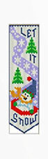 Let It Snow! Beaded Banner Pattern