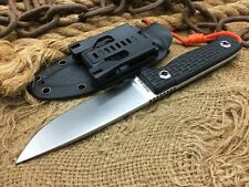 Fixed Blade Knife,D2 Steel Outdoor Tactical Knife,Survival Camping Tools LCM66