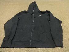THE NORTH FACE HOODIE SWEATSHIRT JACKET SZ S MEN HIKING CAMPING SPORT BLACK