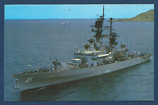 USS GRIDLEY CG-21 Guided Missile Cruiser