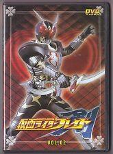 Kamen Masked Rider Blade vol. 2 DVD 5-8 Tokusatsu Japanese w/ Eng sub Sentai
