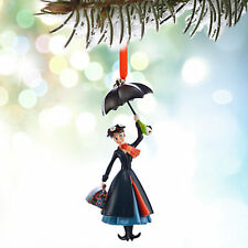 Mary Poppins Ornament Sketchbook decoration Christmas Disney New
