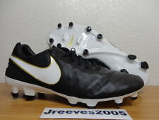 SAMPLE Nike Tiempo Mystic V FG Soccer Cleats Sz 10 100% Authentic 819236 010