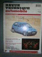 Opel Corsa depuis 1993 ess diesel : revue technique RTA 563