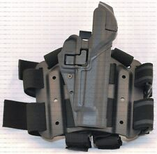 New Blackhawk! SERPA Level 3 Beretta 92/96/M9/M9A1 Right Hand Holster 430604BK-R