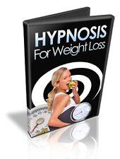 Pérdida De Peso Hipnosis con revender los derechos de hacer dinero + Bonus