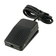 B3 AC 250V 10A SPDT NO NC Antislip Power Foot Pedal Switch Black